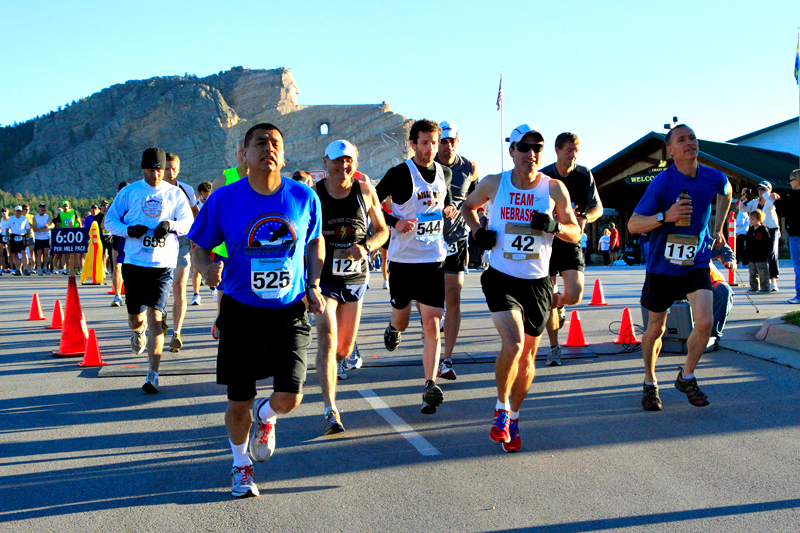 Run Crazy Horse Marathon