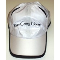 Run Crazy Horse Hat