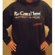 Run Crazy Horse Hoodie